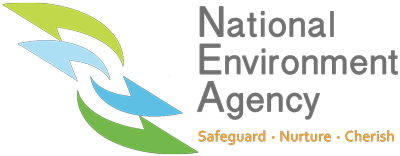 National Environment Agency License logo