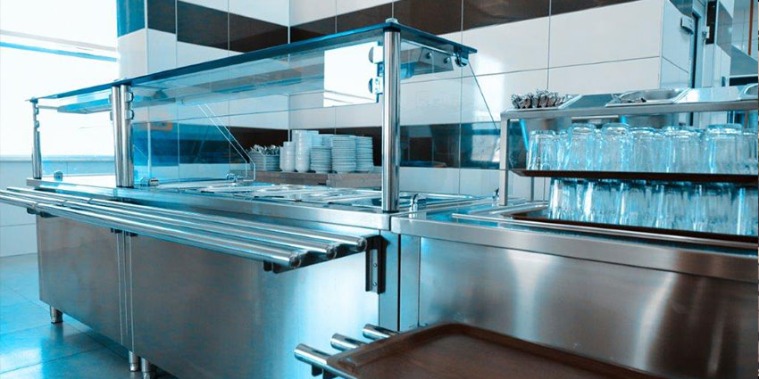 Professional Commercial Kitchen Cleaning Services - HRS Asia